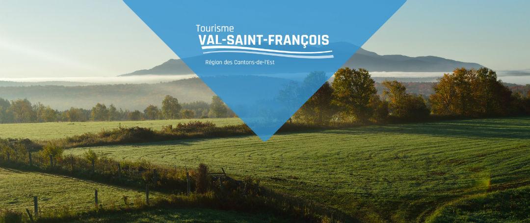 Tourisme Val-Saint-François